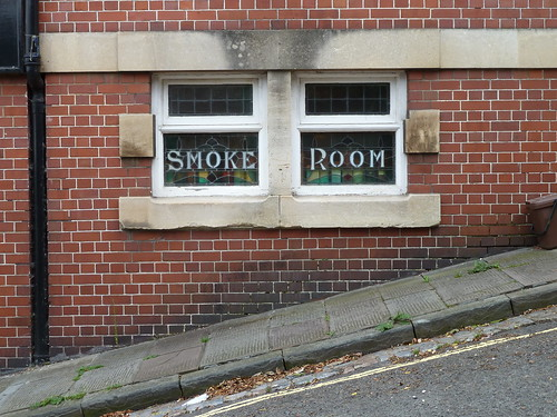 Hillgrove Porter House: Smoke room