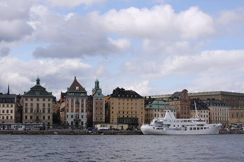 Skeppsbron. Estocolmo