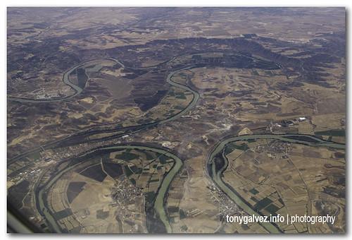 río Ebro, Zaragoza