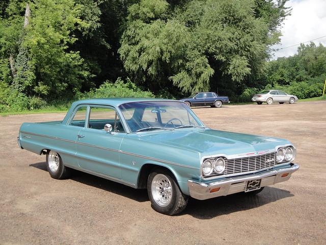 64 Chevrolet Bel Air Flickr Photo Sharing