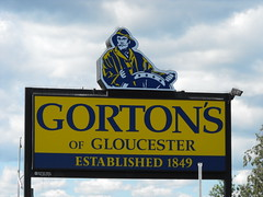 Gorton's Sign