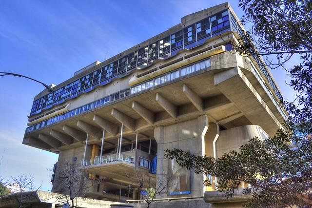 Arquitectura brutalista en am rica latina skyscrapercity Arquitectura brutalista