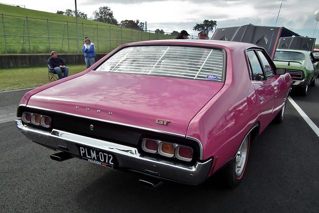 1972 Ford XA Falcon GT - a photo on Flickriver  1972 Ford XA Fa...