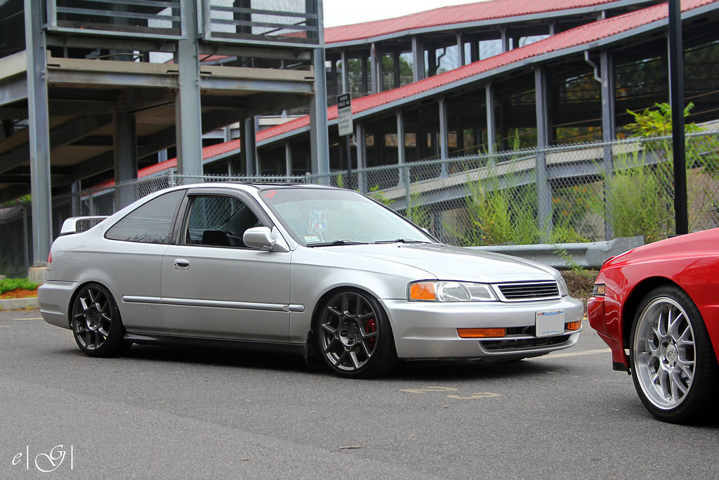 Tl Type S Rims On A Ek Hatch Anyone HondaTech Honda Forum - Acura tl type s wheels