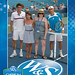 2011 W&S Open Coin Toss Winner Ferrer vs Simon 8/18