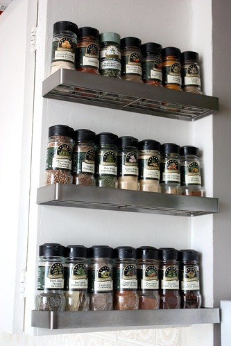 Ikea grundtal shelf installation for Ikea grundtal spice rack