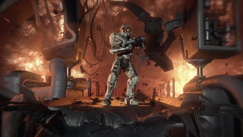 Halo 4 - Game Photo