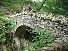 Bridge at Aira Force