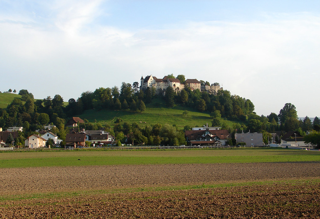 Schlossberg Lenzburg
