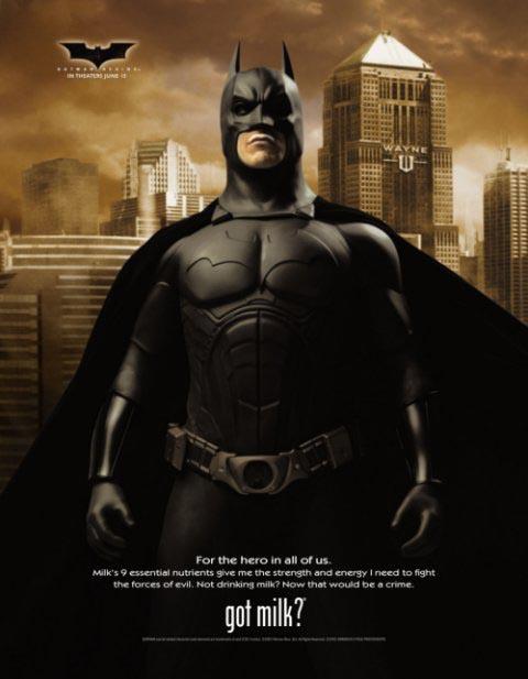 Got Milk? - Batman Begins (2005)