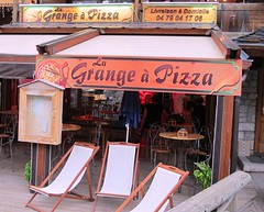 La Grange à Pizzas - Restaurant (Courchevel 1850 - France)