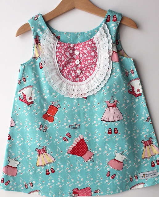 Little Girl's A-line Dress