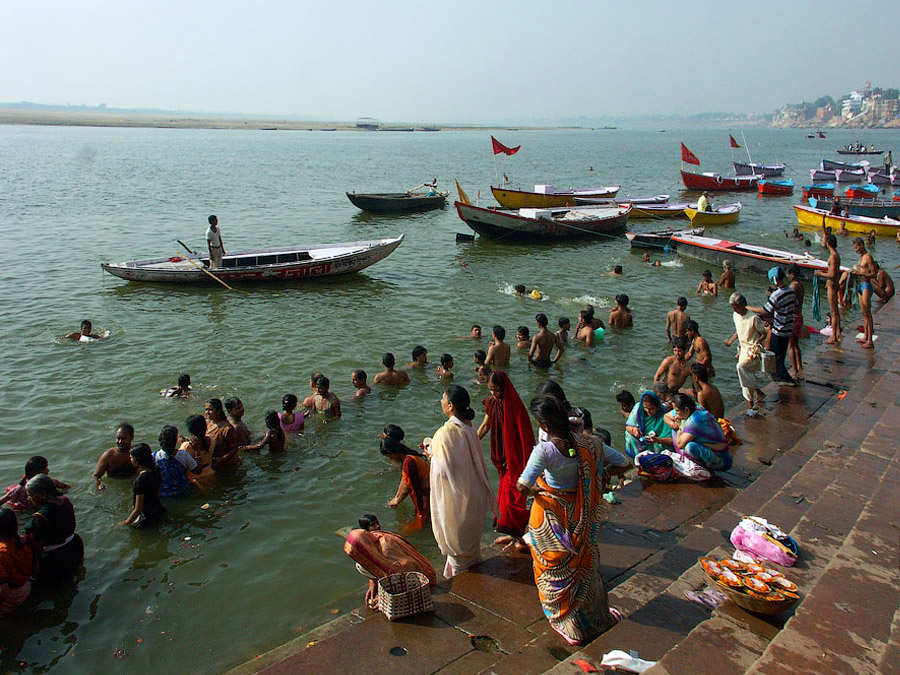 Варанаси (Бенарес, Каши), Индия 2007-0010