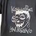 Serigrafía textil: Kamara en Mano by Mauro Villena