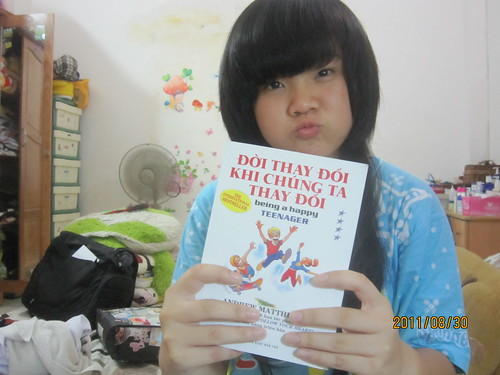 "I love that book :""> Hình gốc ^^"