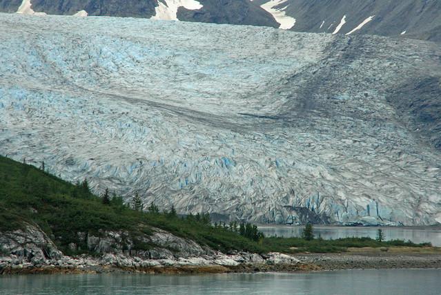 El paraíso de hielo en versión Alaska (Glacier Bay)