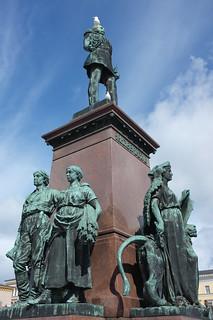 Alexander II 헬싱키 근처 의 이미지. helsinki europe2011