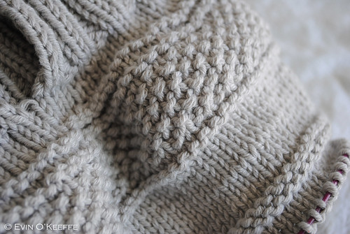 Seed Stitch - The Details Every Newborn Notices (yeah, right)