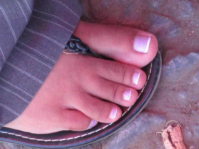 Nice Latina Feet!!