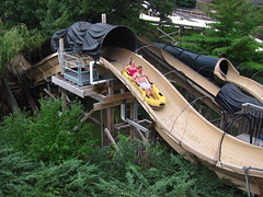 Black anaconda water coaster - photo#24
