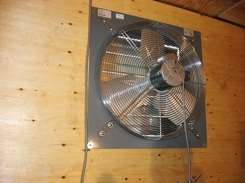 fan installation