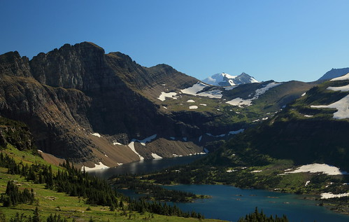 Hidden Lake, Glacier National Park, Montana, USA
