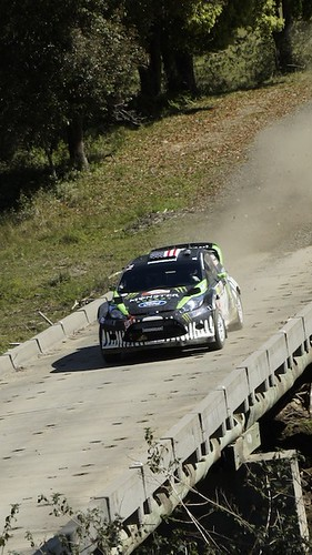 WRC Australia 2011 - SS12 Grace 1 - Sat 10th Sept