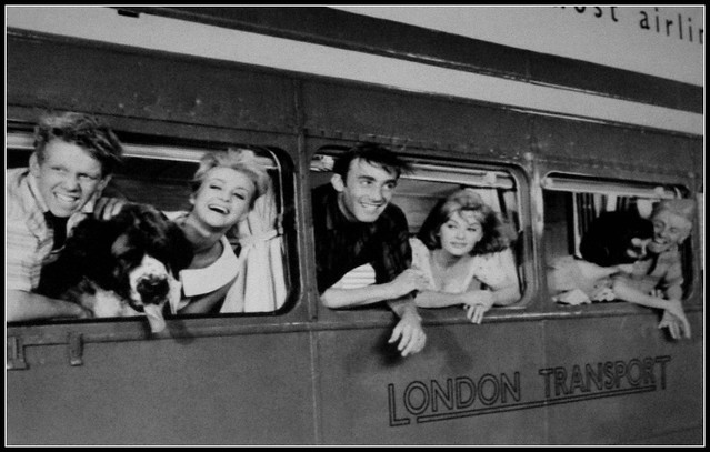 London transport RT Summer Holiday bus 1962.