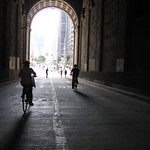 Summer Streets 2011: Biking in the Park Avenue Viaduct