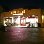 Five Guys Hamburgers & Fries