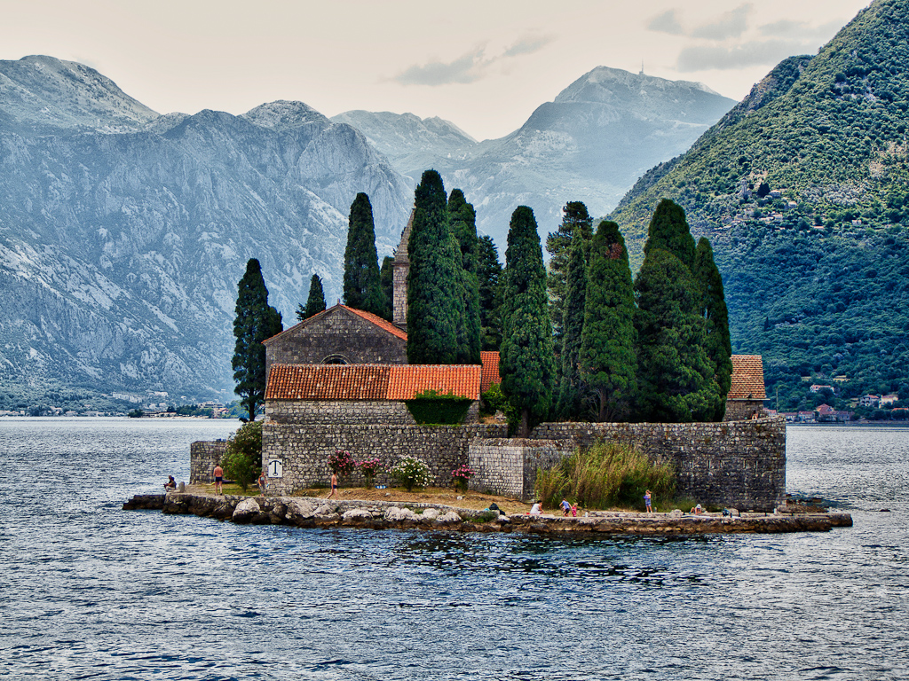 Kotor Bay, Montenegro, by Emmanuel Cateau