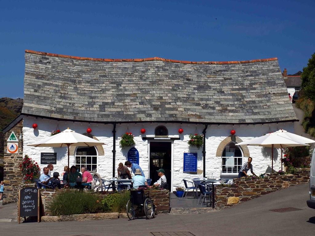 Boscastle Cafe