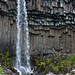 Bon Iver - Holocene at Svartifoss (Black Waterfall), south Iceland