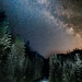 Cheakamus River and Milky Way