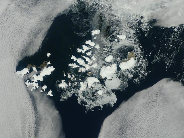 Franz Josef Land, Arctic Ocean