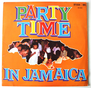 """""""Party Time In Jamaica"""" Studio One Records 1969"""
