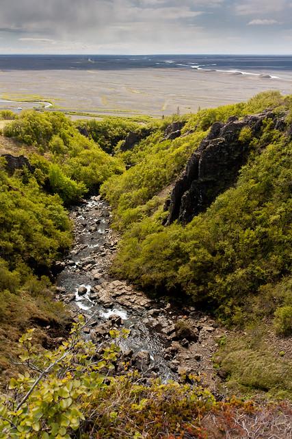 Iceland - Skaftafell National Park - Skeiðarársandur