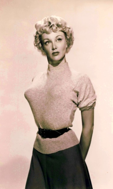 jan sterling publicity on an ace in the hole 1951   a