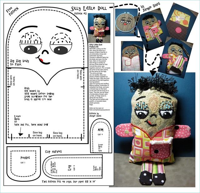 Rag Doll Patterns