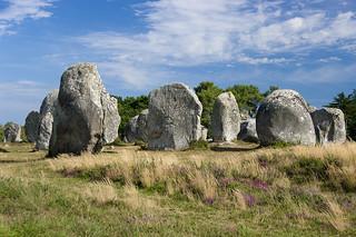 Els grans rocs de Carnac / Big stones in Carnac