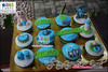 Baby Boy Cupcakes for Samuel Brandon
