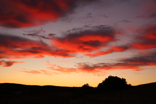 pink blue sunset orange night clouds rural canon eos countryside twilight cloudy dusk country 7d fiery canon7d regionwide mygearandme