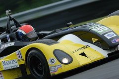 American Le Mans Series at Lime Rock Park in July 2011