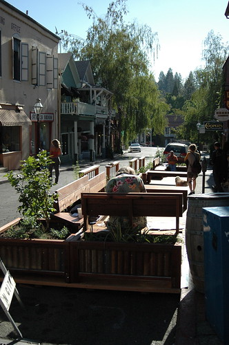 nevada city boardwalk