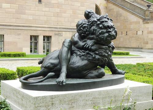 Hércules y el león de Nemea  (2)