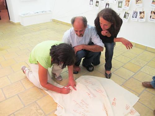 Hakim Agdarey, Heidrun Rabl & Regina Stierschneider, Krems an der Donau, Austria