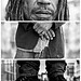 Triptychs of Strangers #21, The Appreciative Rough Sleeper - London