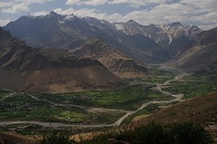 Suru Valley (India) - view of the valley
