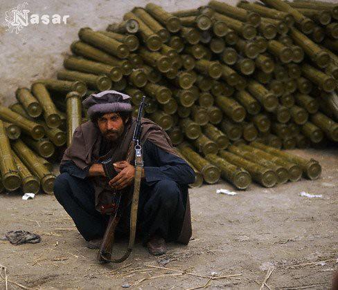 Pashtun Mujahid Afghanistan