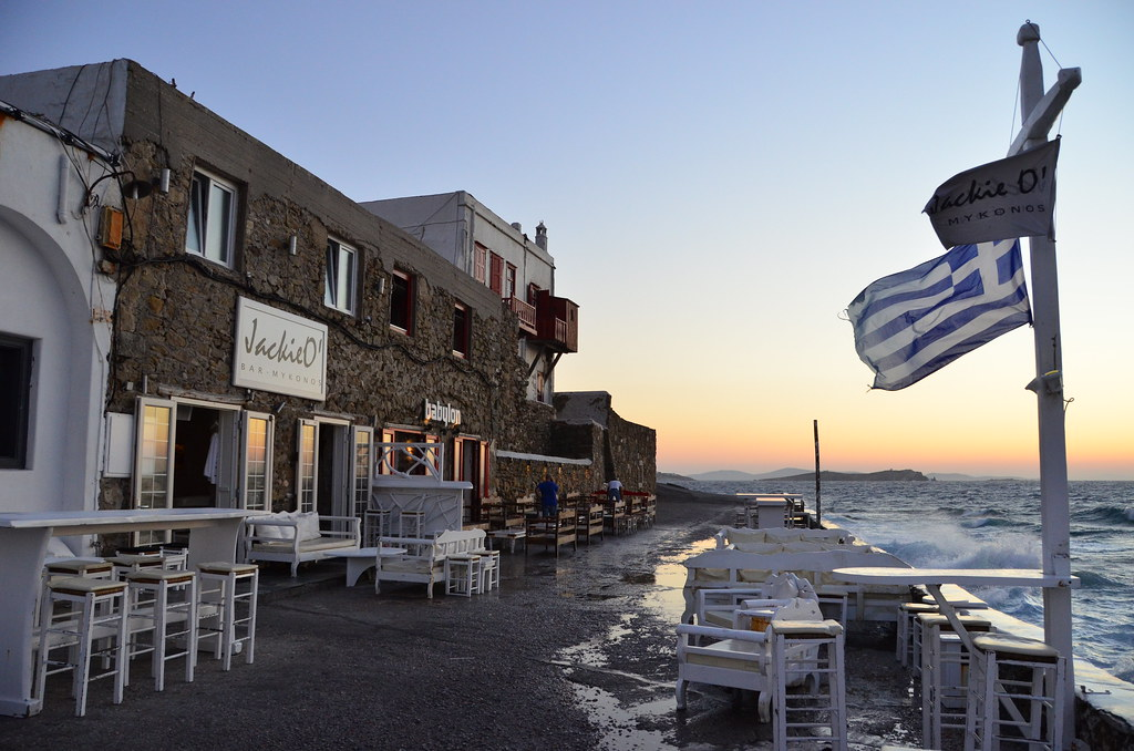 Gay clubs in Mykonos